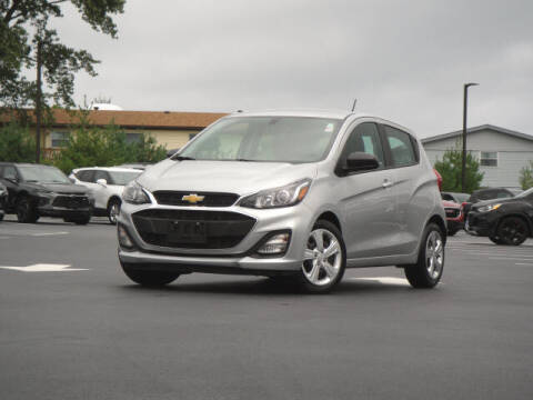 2019 Chevrolet Spark for sale at Jack Schmitt Chevrolet Wood River in Wood River IL