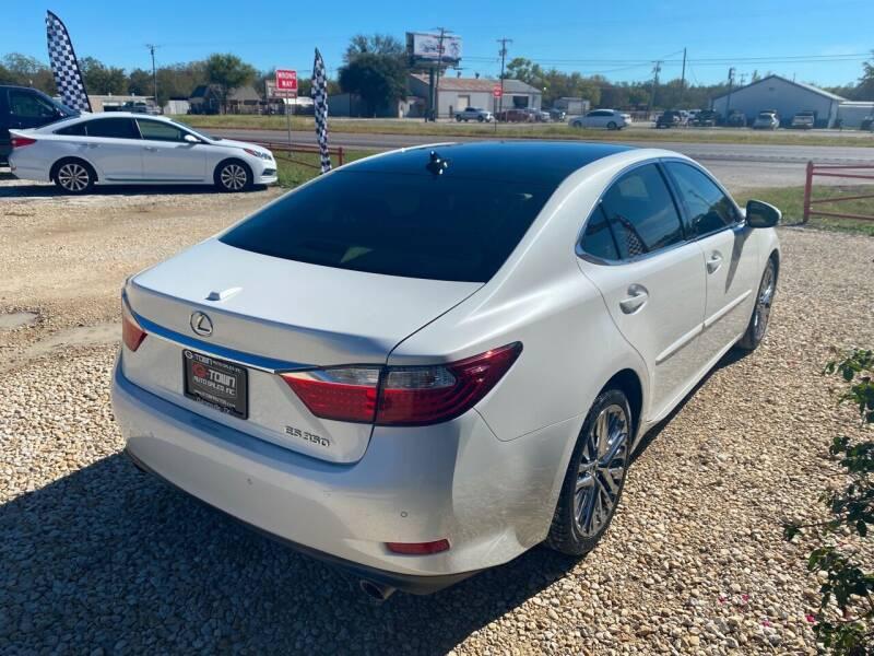 2013 Lexus ES 350 4dr Sedan - Gainesville TX