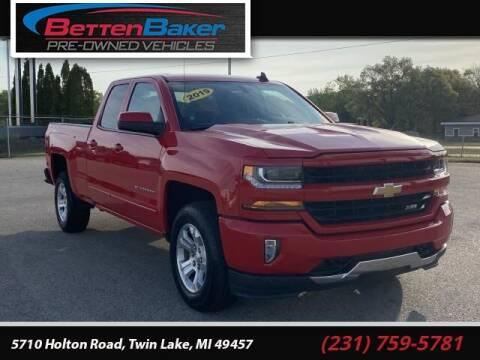 2019 Chevrolet Silverado 1500 LD for sale at Betten Baker Preowned Center in Twin Lake MI