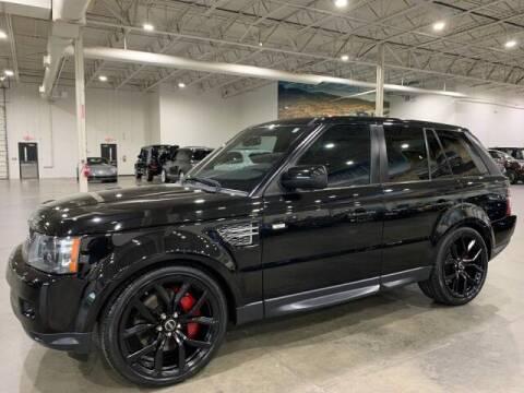 2013 Land Rover Range Rover Sport for sale at Godspeed Motors in Charlotte NC