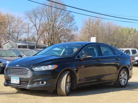 2013 Ford Fusion for sale at Big Man Motors in Farmington MN
