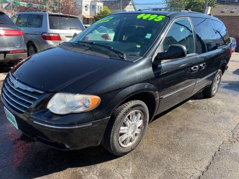 2005 Chrysler Town and Country for sale at Barnes Auto Group in Chicago IL