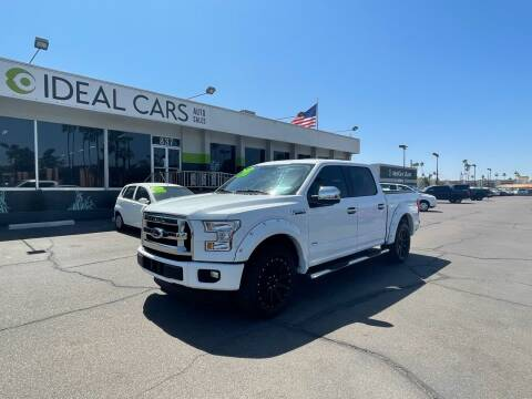 2015 Ford F-150 for sale at Ideal Cars Broadway in Mesa AZ