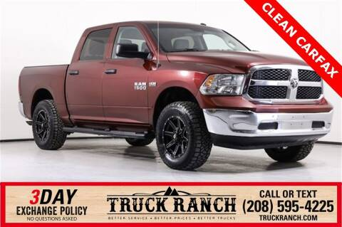 2016 RAM Ram Pickup 1500 for sale at Truck Ranch in Twin Falls ID