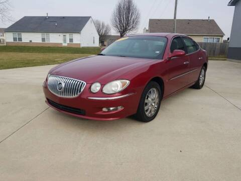 2008 Buick LaCrosse for sale at CALDERONE CAR & TRUCK in Whiteland IN