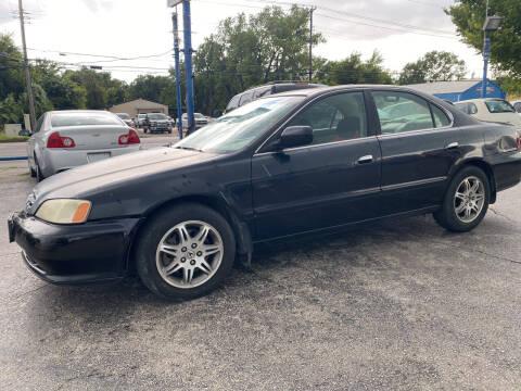 2000 Acura TL for sale at Dave-O Motor Co. in Haltom City TX