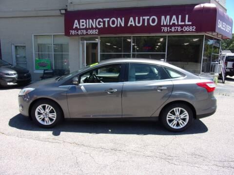 2012 Ford Focus for sale at Abington Auto Mall LLC in Abington MA