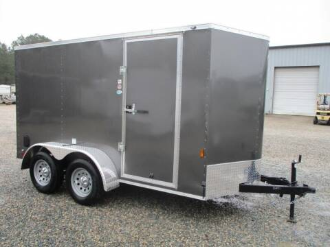2022 Continental Cargo Sunshine 6x12 Vnose Tandem Axl for sale at Vehicle Network - HGR'S Truck and Trailer in Hope Mill NC
