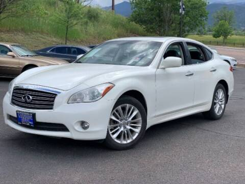 2012 Infiniti M37 for sale at Lakeside Auto Brokers Inc. in Colorado Springs CO