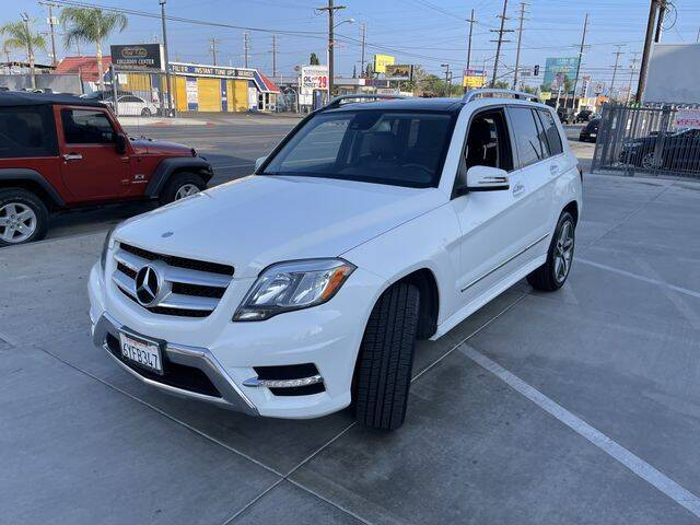 2013 Mercedes-Benz GLK for sale at Hunter's Auto Inc in North Hollywood CA