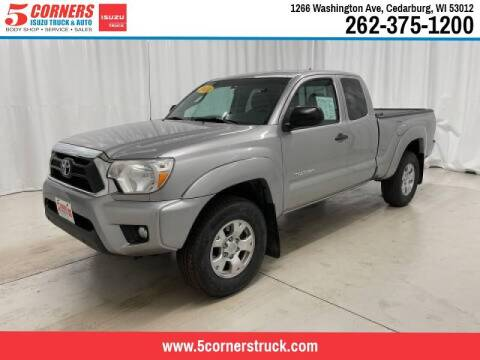2014 Toyota Tacoma for sale at 5 Corners Isuzu Truck & Auto in Cedarburg WI