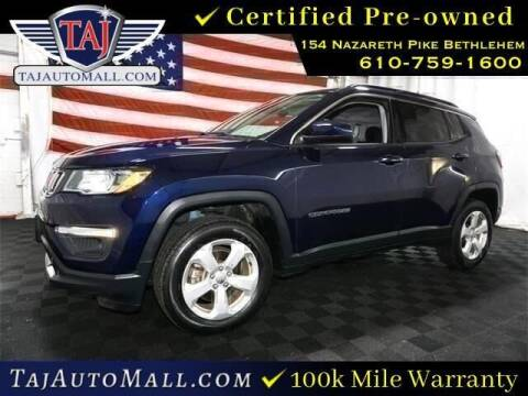 2018 Jeep Compass for sale at STAR AUTO MALL 512 in Bethlehem PA