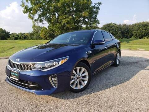 2018 Kia Optima for sale at Laguna Niguel in Rosenberg TX