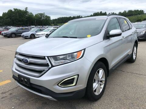 2015 Ford Edge for sale at Commercial Street Auto Sales in Lynn MA