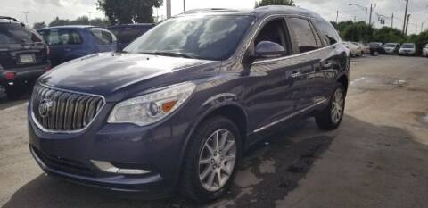 2014 Buick Enclave for sale at Tri City Auto Mart in Lexington KY