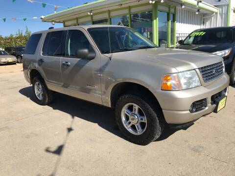 2004 Ford Explorer for sale at Super Trooper Motors in Madison WI