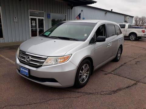 2012 Honda Odyssey for sale at Dakota Cars and Credit LLC in Sioux Falls SD