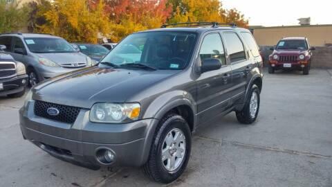 2006 Ford Escape for sale at Carspot Auto Sales in Sacramento CA