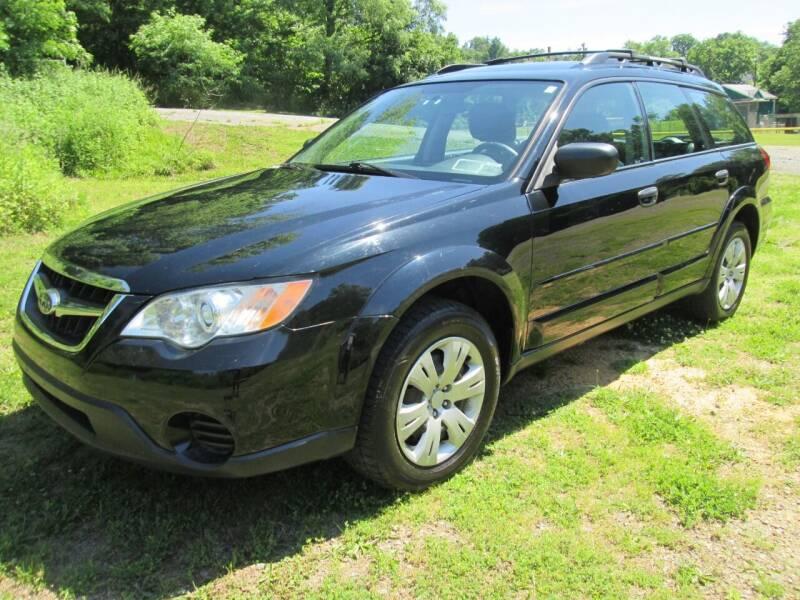 2009 Subaru Outback for sale at Peekskill Auto Sales Inc in Peekskill NY