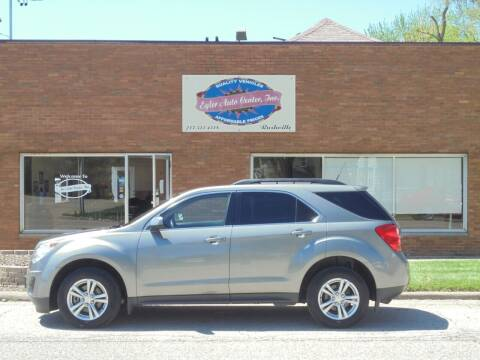 2012 Chevrolet Equinox for sale at Eyler Auto Center Inc. in Rushville IL