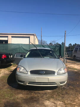2007 Ford Taurus for sale at Augusta Motors in Augusta GA