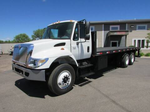 2004 International WorkStar 7400 for sale at NorthStar Truck Sales in St Cloud MN