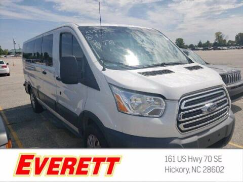 2016 Ford Transit Passenger for sale at Everett Chevrolet Buick GMC in Hickory NC