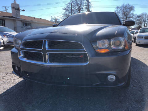 2013 Dodge Charger for sale at All Starz Auto Center Inc in Redford MI