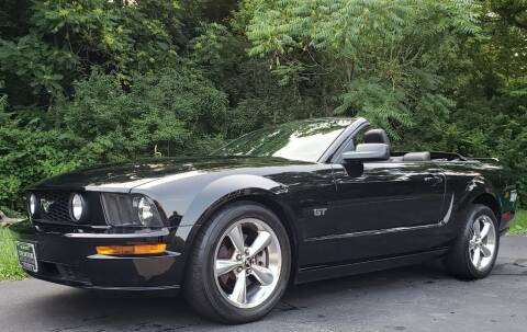 2006 Ford Mustang for sale at The Motor Collection in Columbus OH