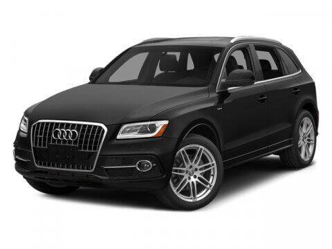 2013 Audi Q5 Hybrid for sale at Car Vision Buying Center in Norristown PA