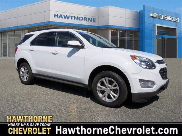 2017 Chevrolet Equinox for sale at Hawthorne Chevrolet in Hawthorne NJ