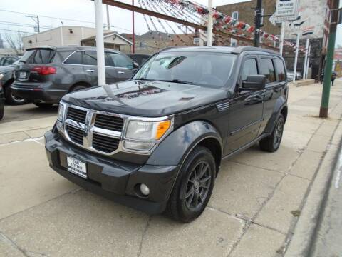 2010 Dodge Nitro for sale at CAR CENTER INC in Chicago IL