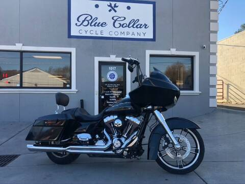 2013 Harley-Davidson Road Glide Custom FLTRX for sale at Blue Collar Cycle Company in Salisbury NC