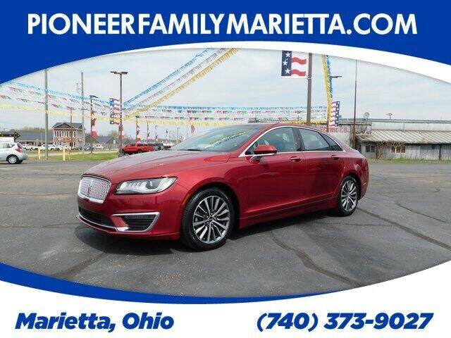 2017 Lincoln MKZ Hybrid for sale in Williamstown, WV