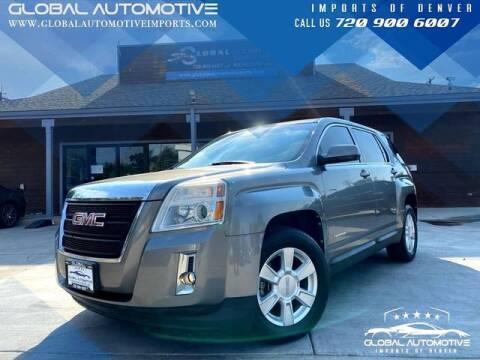 2012 GMC Terrain for sale at Global Automotive Imports of Denver in Denver CO