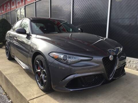2020 Alfa Romeo Giulia Quadrifoglio for sale at Alfa Romeo & Fiat of Strongsville in Strongsville OH
