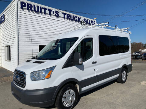 2015 Ford Transit Passenger for sale at Pruitt's Truck Sales in Marietta GA