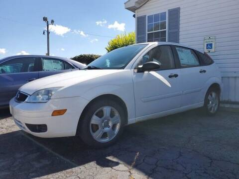 2007 Ford Focus for sale at Paramount Motors in Taylor MI