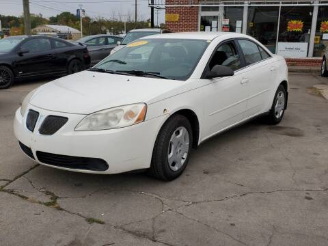 2005 Pontiac G6 for sale at Liberty Auto Show in Toledo OH