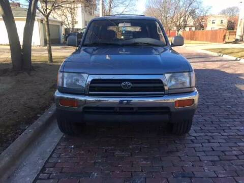 1997 Toyota 4Runner for sale at RIVER AUTO SALES CORP in Maywood IL