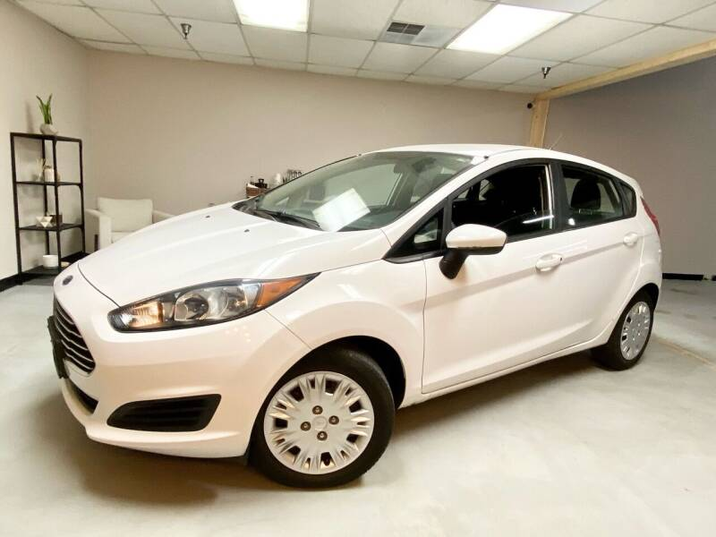 2016 Ford Fiesta for sale at Destination Motors in Temecula CA