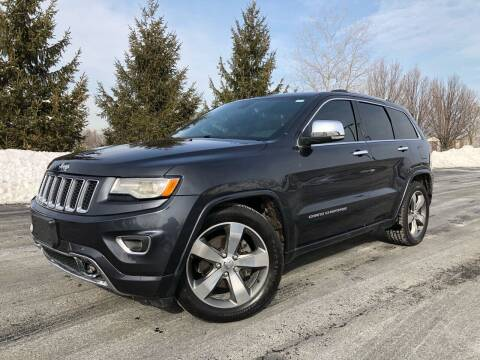2015 Jeep Grand Cherokee for sale at Car Stars in Elmhurst IL