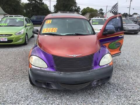 2001 Chrysler PT Cruiser for sale at K & E Auto Sales in Ardmore AL