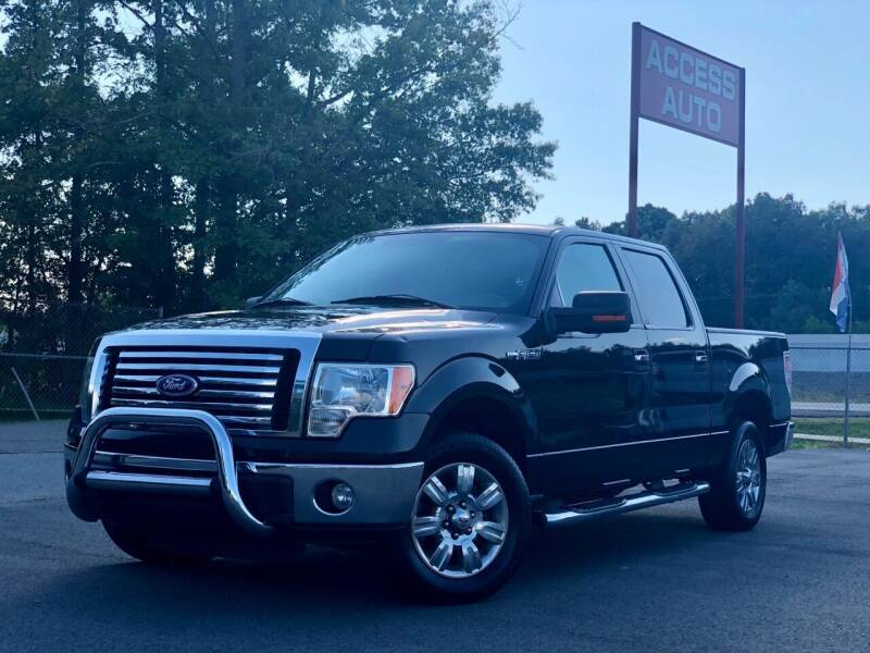 2010 Ford F-150 for sale at Access Auto in Cabot AR