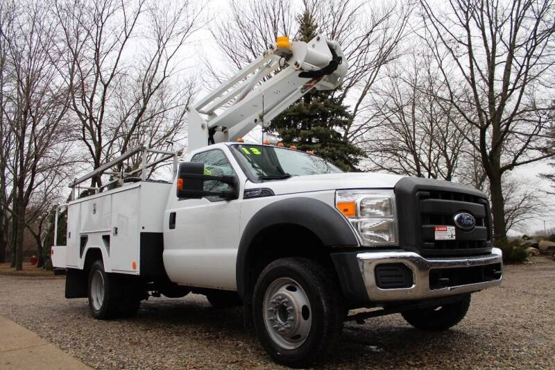 2013 Ford F-450 Super Duty for sale at Show Me Used Cars in Flint MI