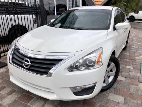 2013 Nissan Altima for sale at Unique Motors of Tampa in Tampa FL