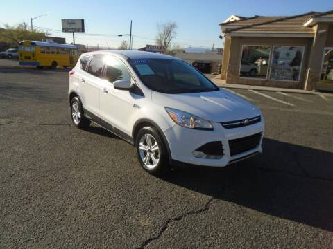 2016 Ford Escape for sale at Team D Auto Sales in St George UT