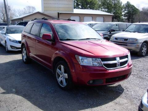 2009 Dodge Journey for sale at Greg Vallett Auto Sales in Steeleville IL