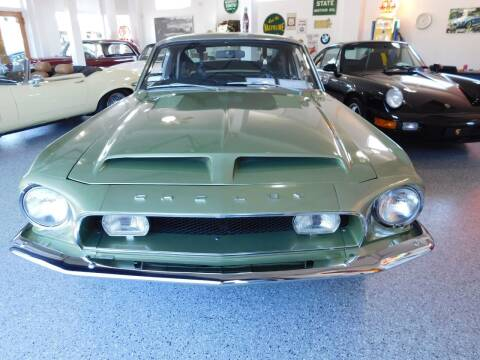 1968 Shelby GT350 for sale at Milpas Motors in Santa Barbara CA