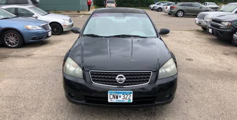 2006 Nissan Altima for sale at Gilly's Auto Sales in Rochester MN